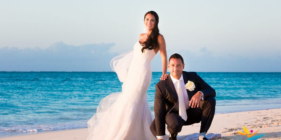 Palms Wedding In Paradise Turks And Caicos Photos