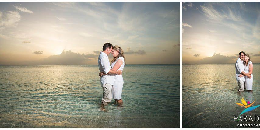 Turks And Caicos Vow Renewal Wedding Destination Photography