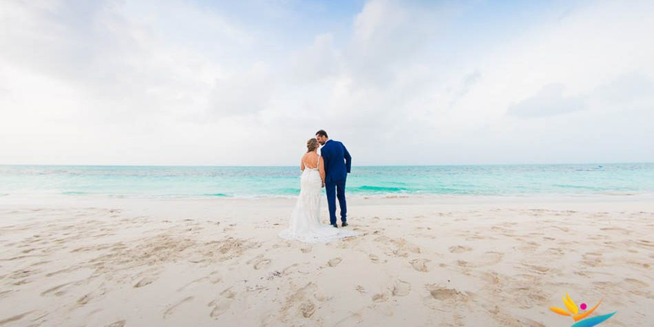 Destination Wedding Turks And Caicos Nila Island Somerset